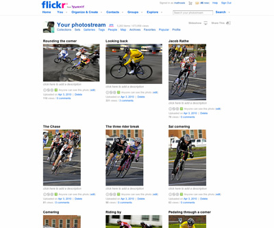 This is my flickr